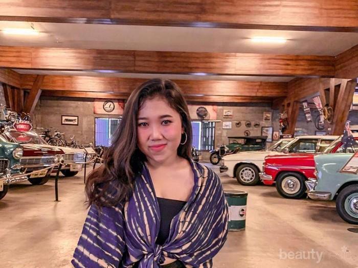 10 Potret Cantik Kiky Saputri, Pemeran di Film Imperfect yang Jago Stand Up!