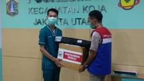 Pertamina Salurkan 22.000 Masker ke Fasilitas Kesehatan di Jakarta