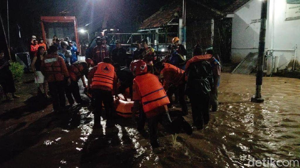 Hujan Deras Bikin Sungai Meluap, Sejumlah Kelurahan di Ponorogo Kebanjiran