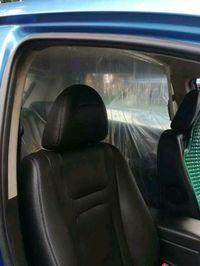 Taksi disemprot Disinfektan
