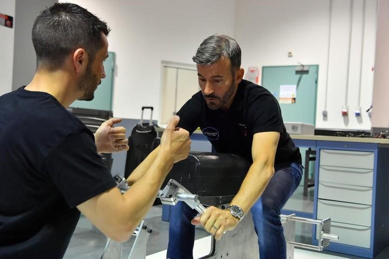 Produsen motor asal Italia Voxan Motors Wattman Electric Motorcycle bersama Max Biaggi, merencanakan untuk bisa menguji motor listrik tercepat di dunia