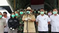 Mengintip Belanja Militer Prabowo yang Disinggung Jokowi