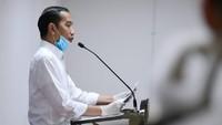 Jokowi: 8 Hari Terakhir Sudah 14 Ribu Orang Mudik dengan Bus