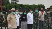 Video Hormat Prabowo ke Dokter-Perawat: Kau Pahlawan Sekarang Ini!