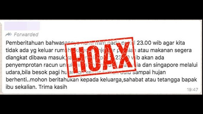 hoax corona