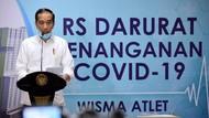 Jokowi Bilang Tradisi Tak Bisa Dilarang Meski RI di Tengah Pandemi