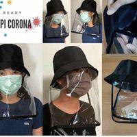 Setelah Baju Anti Corona, Kini Ada Topi Anti Corona, Ini Kata Penjualnya