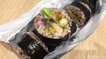 Maki-San: Di Sini Bisa Racik Sushi dengan 100 Pilihan Isian