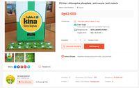 Disebut Obat Corona, Chloroquine Dijual Bebas di e-Commerce