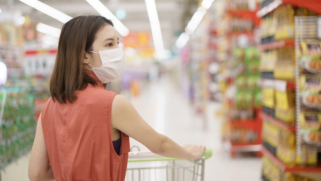 Cara Belanja Aman Saat Wabah COVID-19 Menurut Ilmuwan