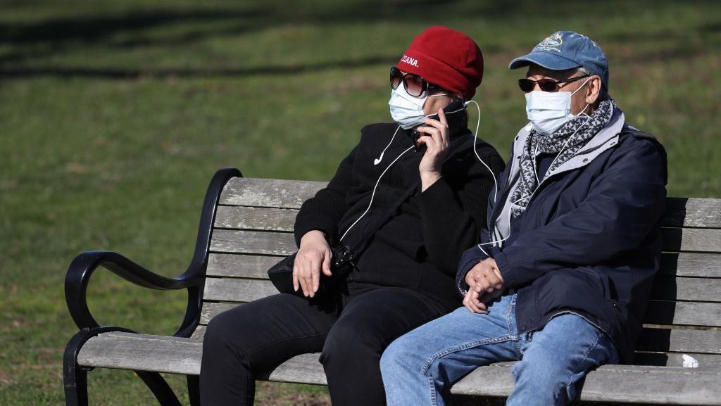 Tetap Gelar Kebaktian Minggu Saat Pandemi Corona, Pendeta AS Ditangkap