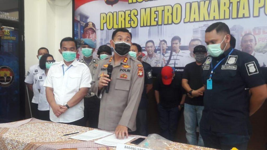 Polisi Buru Pemasok Narkoba ke 4 Anggota DPRD di Gorontalo