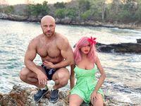 Yuri Tolochko dan pacarnya, Margo