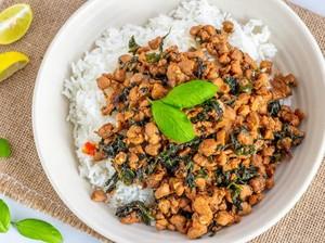 Resep Pembaca : Nasi Ayam Kemangi