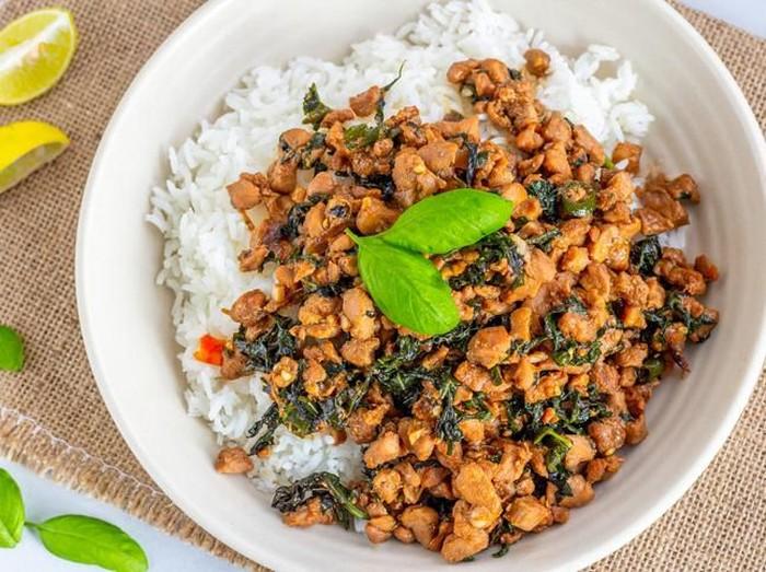Nasi Ayam Kemangi