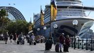 Horor di Australia, 49 Penumpang Kapal Pesiar Positif Corona