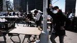 Kondisi Terkini Kota New York yang Lumpuh Gegara Corona