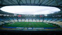Hadapi Corona, Stadion Maracana Akan Dijadikan RS Darurat