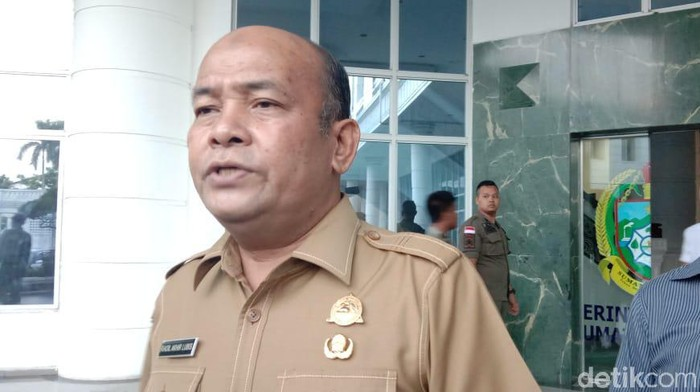 Ketua Gugus Tugas COVID-19 Sumut, Riadil Akhir Lubis