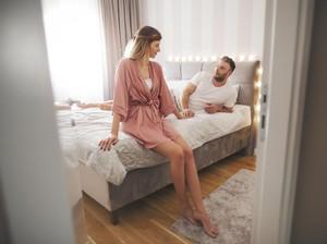 Keuntungan dari Puasa Seks, Sstt...Bisa Buat Bercinta Lebih Panas