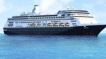 Terjebak di Laut, 8 Penumpang Kapal Pesiar Positif Corona