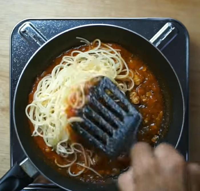 spaghetti tempe