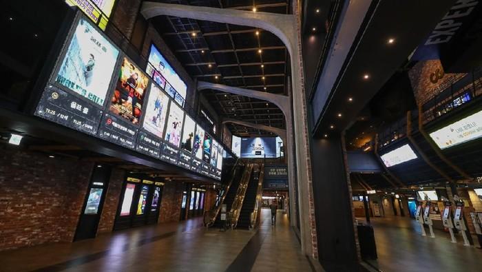 Bioskop di Korea Selatan (Yonhap News)