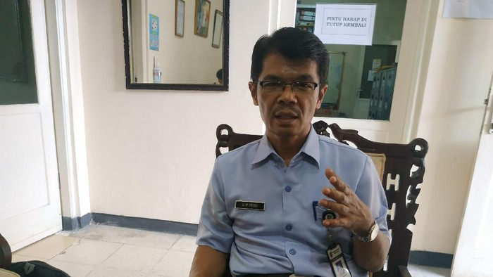 Direktur RSUD Muntilan Dr M Syukri MPH