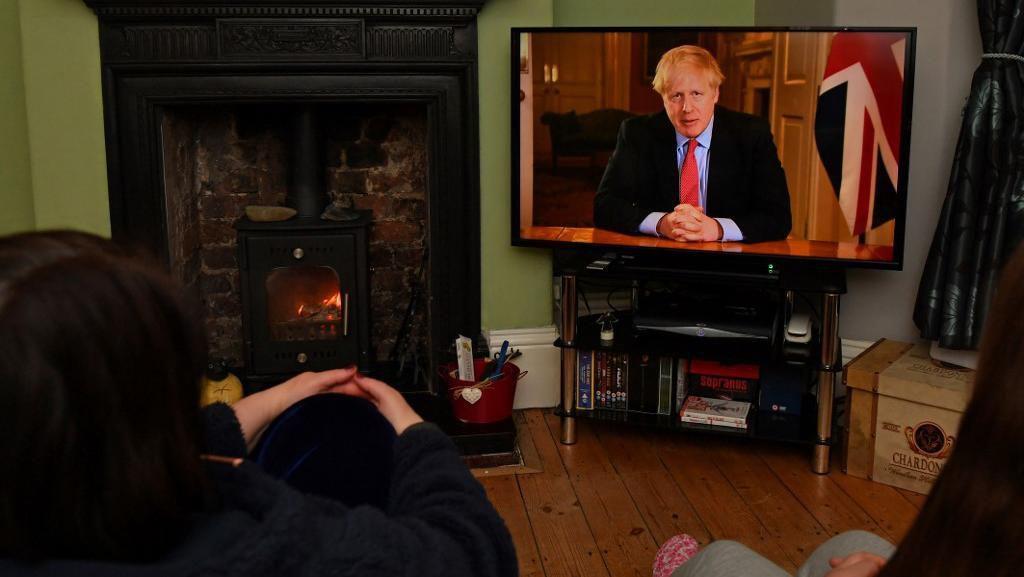 PM Inggris Positif Virus Corona