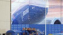 Dampak Corona di Dunia Penerbangan, 800 Pesawat Dirumahkan