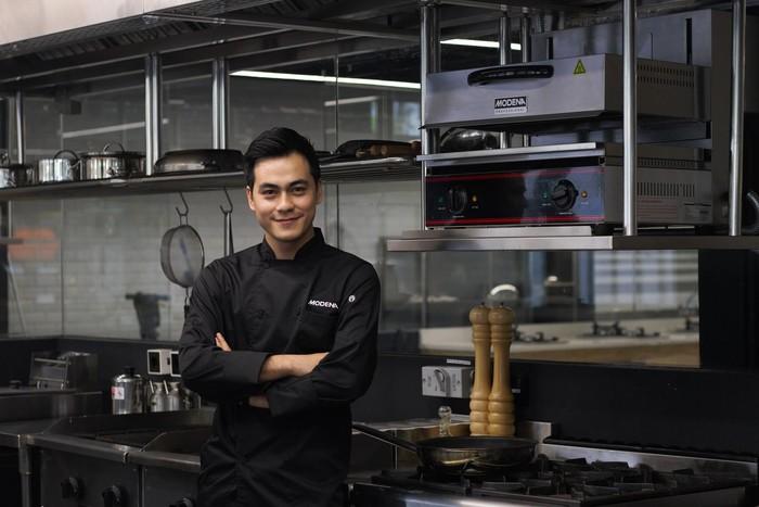 Chef steby Rafael