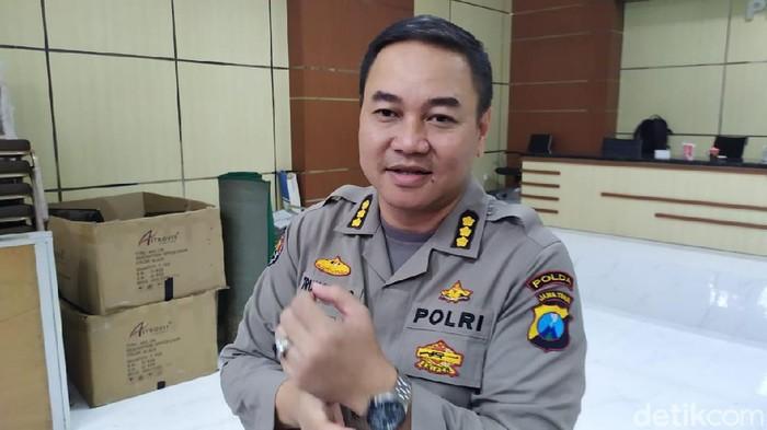 Kabid Humas Polda Jatim Kombes Trunoyudo Wisnu Andiko