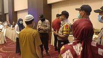 Pemprov Sulteng Gelar Seminar di Tengah Wabah Corona, Dibubarkan Polisi