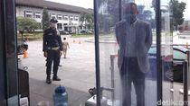 Dilarang Kemenkes, Bilik Disinfektan di Gedung Sate Ditiadakan