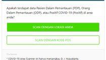 Dear Warga Yogya, Kini Bisa Cek Sebaran Corona Via GPS dan Kode Pos Loh