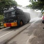 Water Cannon: Dulu Bubarkan Demo Masa, Kini Usir Virus Corona
