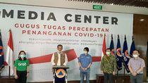 Tokopedia, OVO dan Grab Sumbang Rp 3 Miliar untuk APD Lawan COVID-19