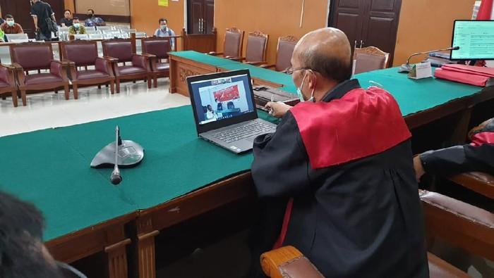 Sidang Online PN Jaksel