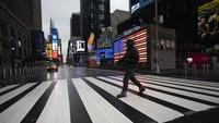 New York Mulai Longgarkan Lockdown Pada 8 Juni