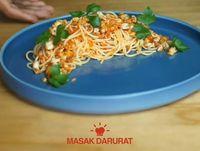 Spaghetti Tempe Marinara, Pasta Hemat dan Enak Ala 'Masak Darurat'