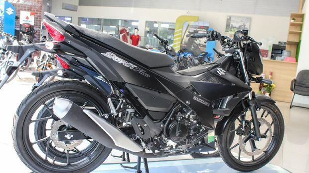 Suzuki Satria F150 diekspor ke Vietnam
