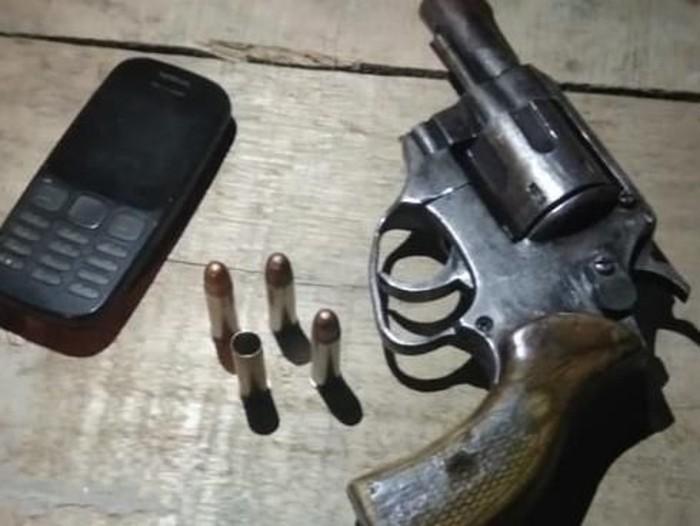 3 Pelaku Begal Mobil di OKU Timur Ditangkap, Dalangnya Ditembak Mati (dok. Istimewa)