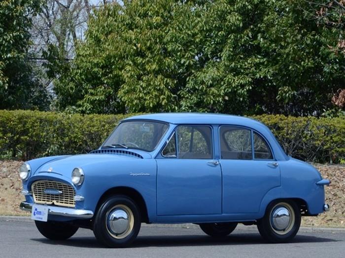 Toyota Corona 1956-1960