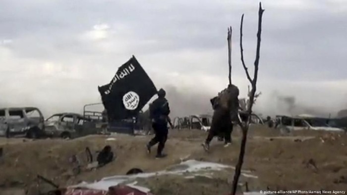 Kekacauan Akibat Pandemi COVID-19 Menguntungkan ISIS?