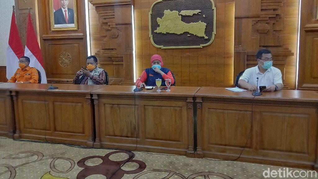 Begini Dinamika Kasus Corona di Jatim, Surabaya Mulai Landai