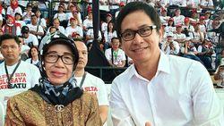 Duka Tompi hingga Chef Arnold atas Meninggalnya Ibunda Presiden Jokowi