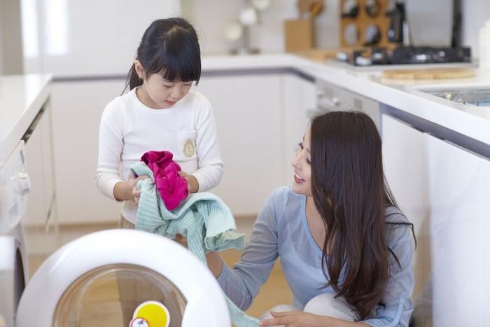Cuci pakaian