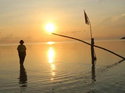 Keren Banget! Matahari Terbit di Karimunjawa