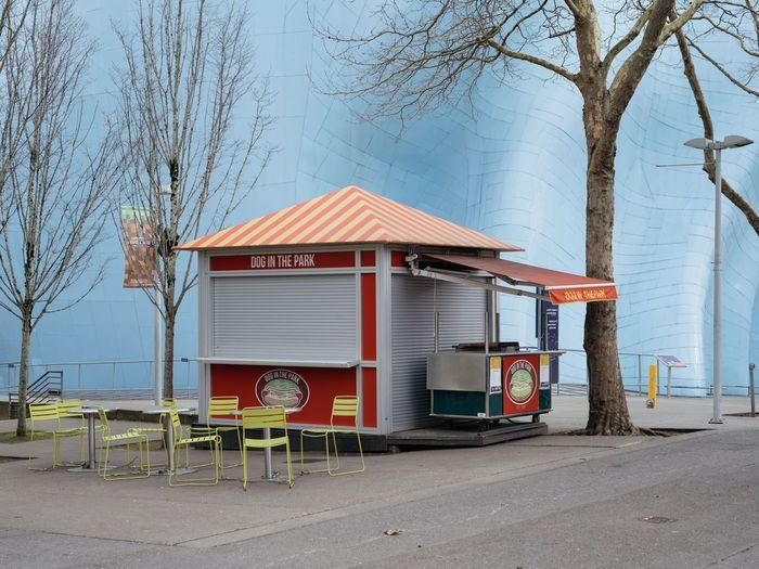 Restoran Senyap di Seluruh Dunia