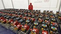 Intip Gudang Logistik Darurat PMI untuk Penanganan Covid-19